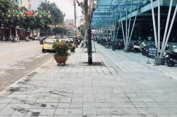 Bán nhà mặt phố Kim Đồng, Hoàng Mai, diện tích: 112m2 x 5 tầng, 2 mặt tiền. Vị trí đẹp nhất phố