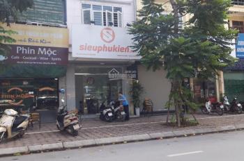 Johnny Mạnh cho thuê gấp nhà 4 tầng mặt phố Phan Đình Phùng làm thời trang 0914739966