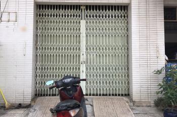 Bán nhà mặt tiền 2 lầu đường số KDC Bình Đăng, phường 6, quận 8, diện tích: 4 x 16m, hiện trạng