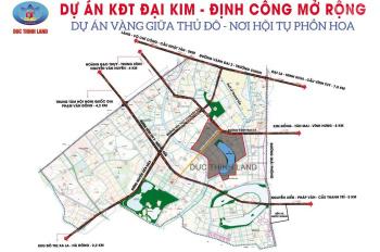 Năm 2020 đầu tư gì để sinh lời cao, bán đất dự án Định Công, Hoàng Mai, Hà Nội