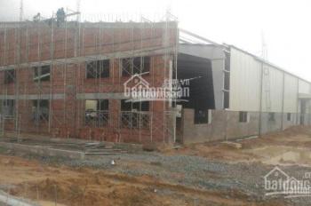 Cho thuê nhà xưởng 4000 m2 (3 cái tổng 12000 m2) thị trấn Gò Dầu, Tây Ninh