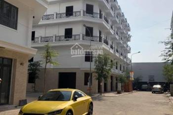 Nhà mặt tiền mới xây kế bên UBND Q12, khu dân cư mới Song Minh Residence