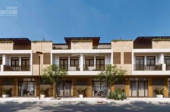 Nhà liền kề - 2 mặt tiền đường - khu đô thị kiểu mẫu -Trung tâm TP - sổ đỏ thổ cư sở hữu lâu dài