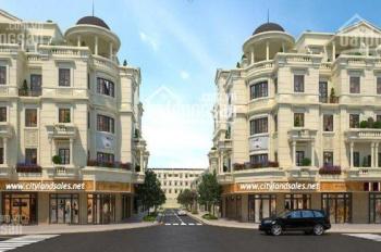 Cần bán gấp căn nhà phố góc 2 MT Cityland Emart Phan Văn Trị P. 5 - giá chỉ 16 tỷ TL 0909944606