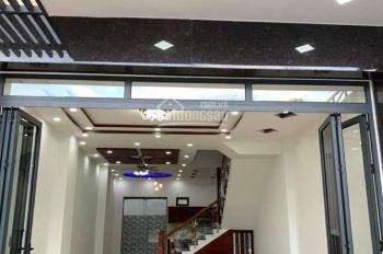Bán nhà mới 3 tầng khu đô thị Vĩnh Điềm Trung đường Cầu Dứa Phú Nông 5,7 tỷ. LH 0915560087