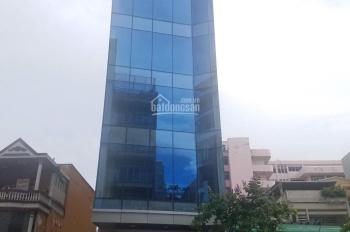 Chính chủ cho thuê toà nhà văn phòng mới xây quận Tân Bình, DT vuông vức, giá cực tốt
