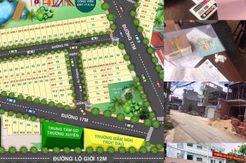 Chỉ 3,1 tỷ/nền 55 - 60m2 sở hữu đất nền KDC Sài Gòn West Garden ngay chợ Bình Hưng Hòa, Bình Tân