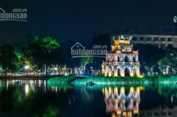 Duy nhất 1 căn - Bán nhà mặt hồ Hoàn Kiếm, lõi thủ đô 143m2, MT 6m