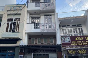 Chính chủ bán nhà HXH 6m đường Phan Văn Trị, P5, DT 4,8 x 20m, 2 lầu, giá 7 tỷ, LH 0909 255 594