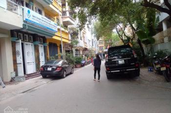 Bán nhà mặt phố Mạc Đĩnh Chi, Ngũ Xã, Ba Đình, DT 80m2x4T cực đẹp mặt tiền 8m, giá 18,5 tỷ