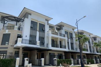 TT trước 3 tỷ sở hữu ngay nhà phố BT Verosa Khang Điền, lãi suất 0%, ân hạn gốc, CK Lên Tới 18%