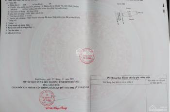 Cần bán gấp lô đất gần chợ Lái Thiêu, thành phố Thuận An, Bình Dương