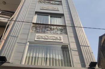 Bán nhà 2 mặt tiền đường Nguyễn Thiện Thuật Quận 3, DT 5.3x16m, 5 tầng, đang kinh doanh giá 29 tỷ