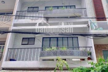 Cho thuê nhà mặt tiền Giải Phóng, Phường 4, Tân Bình, 4x19m, 2 lầu