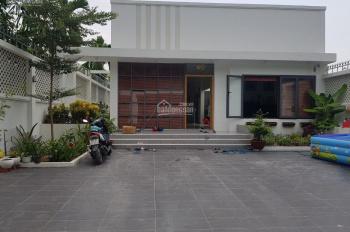 Đi định cư nước ngoài cần bán gấp căn biệt thự vườn DT 400m2 thuộc phường Bình Nhâm, TP Thuận An