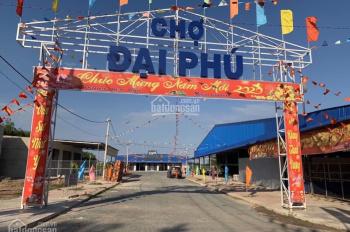 Bán 843 m2 đất TC nhà cấp 4 ngay mặt tiền ĐT 756 kế bên giáo xứ Minh Lập. LH: 0343995334