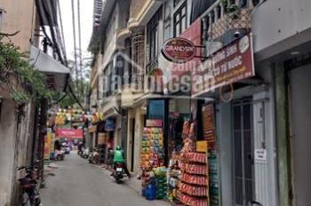 Bán gấp nhà ngõ 67 Thái Thịnh, 37m2, 5 tầng, MT 4m, 2,9 tỷ