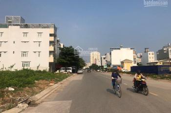 Sang lại lô đất thổ cư 100m2 MT Trương Công Định - Tân Bình, đường 16m, sổ hồng