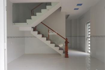 Nhà 1 lầu Quốc Lộ 50 Đa Phước Bình Chánh, 100m2, sổ hồng, giá 1.4 tỷ. 0933918388