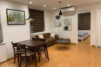 Cho thuê CH 01 phòng ngủ chung cư Hong Kong 243 Đê La Thành, Đống Đa full đồ, LH 0936149826