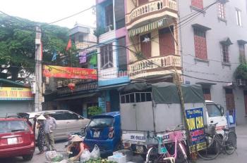 Bán gấp 51m2 đất lô góc, đường 7,5m kinh doanh tốt tại phố Đức Giang, Long Biên. Giá chỉ 65tr/m2