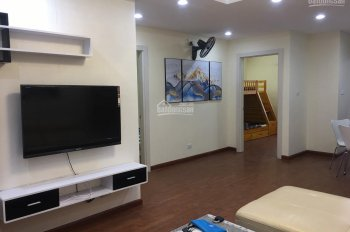 Muốn cho thuê căn hộ 2PN, full đồ đẹp tòa Thăng Long Yên Hòa, 75m2, 10tr/th. LH 0963 092 150