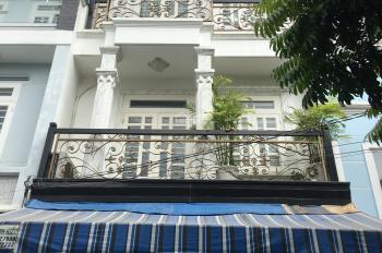 Nhà 3 lầu sân thượng 4.5x12, hẻm Tân Chánh Hiệp 10 gần trường Trần Quang Khải, Quận 12