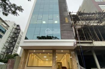 Nhà phố Nguyễn Ngọc Nại - Thanh Xuân, DT 125m2, 9T thông sàn, đủ thang máy, điều hòa. LH 0898618333