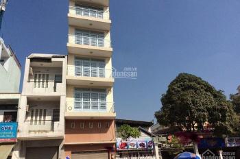 Nhà mặt tiền Q. Tân Phú 6 lầu 11 phòng DT phòng 50m2 10WC - đường Lũy Bán Bích, 40 triệu/th