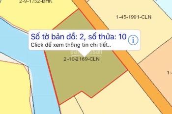 Bán lô đất mặt sông lớn đường Phạm Thái Bường, Phước Khánh