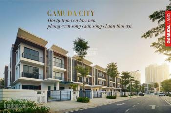 Danh sách nhà liền kề ST4 gửi bán tại Gamuda vị trí đẹp nhận nhà ở ngay 098 248 6603
