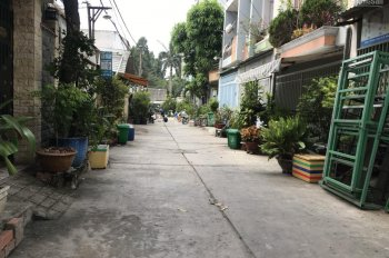 Bán nhà hẻm 6m Đường Hương Lộ 2 (4.5m x 17m)