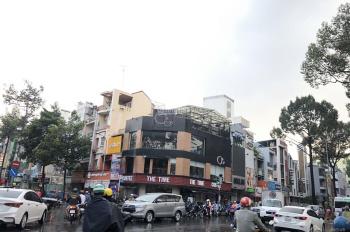 Cho thuê nhà góc 2 mặt tiền Ba Tháng Hai và Lê Hồng Phong, diện tích: 8x12m 3 tầng, sân thượng