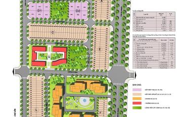 Chính chủ tôi cần bán đất nền KDC ADC Phú Mỹ, 5x20m dãy B MT đường 20m giá 80 triệu/m2 0901 06 1368