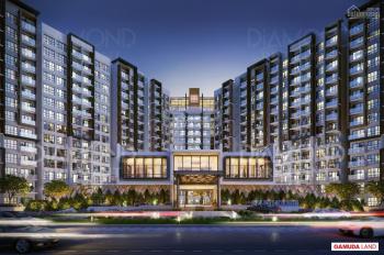Diamond Brilliant căn hộ cao cấp, 2PN, 96m2, chỉ 53tr/m2, thanh toán chỉ 5%, nhận nhà TT chỉ 50%