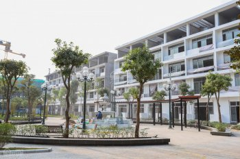 Bán lô shophouse Bình Minh Garden 5 tầng, 2 mặt tiền sinh lời cao