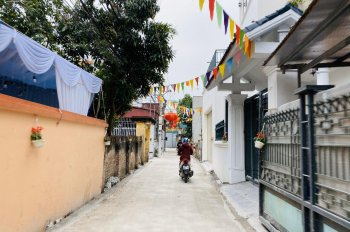 Cần bán gấp 51m2 Cửu Việt ngõ ô tô, Trâu Quỳ, Gia Lâm kinh doanh được giá hạt rẻ, sinh lời cao