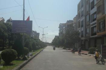 Chuyển nhượng hai lô đất liền nhau mặt đường 30m lô 27 Lê Hồng Phong