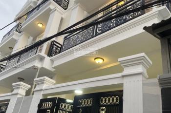 Nhà 3 tầng đẹp 65m2 Hiệp Bình Chánh, Thủ Đức. Sổ hồng riêng Sau Lưng Coop Mart Bình Triệu