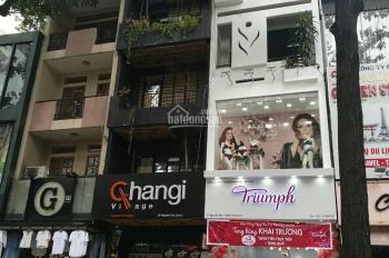Giá đầu tư! Chỉ 1 căn duy nhất mặt tiền Nguyễn Thái Bình, Quận 1 (DT 4x18m) 2 lầu. Chỉ 30.5 tỷ TL