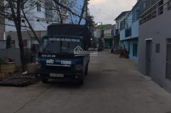 Nhà hẻm 8m xe tải tận cửa 137/ Phan Anh, Bình Tân