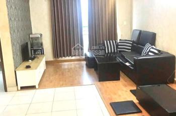 Cho thuê căn Conic 2PN 75m2, giá 7tr/th có nội thất đối diện đại học Kinh Tế. LH: 0902826966