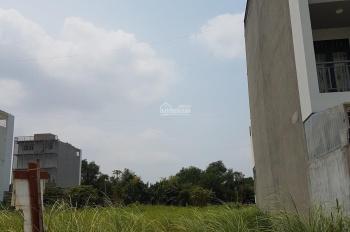 Bán đất mặt tiền đường Phạm Hùng, Bình Chánh, giá 15tr/m2, SHR, LH 0909608084