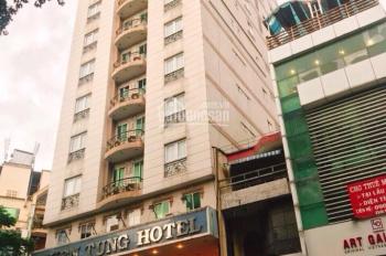 Cho thuê building mặt tiền Nguyễn Thông, phường 9, Quận 3. DT 10x30, hầm 10 tầng, giá 690 triệu