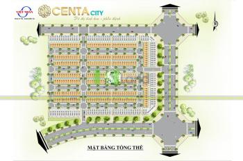 Chính chủ bán cắt lỗ - dự án Centa City Hải Phòng