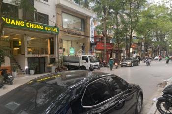 Cho thuê cửa hàng Lê Văn Thiêm, DT 100m2, MT 8m, vị trí sầm uất bậc nhất quận Thanh Xuân