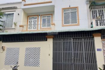 Nhà lầu sân thượng + mái đúc 8x13m, Võ Thị Hồi, ấp 3 xã Xuân Thới Sơn