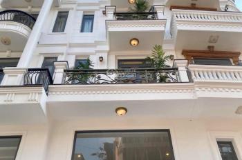 Cho thuê nhà mặt tiền 23 Bàn Cờ, ngay Nguyễn Thiện Thuật, Quận 3, diện tích: 4.2x14m