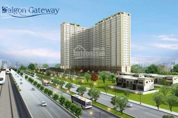Bán căn hộ Saigon Gateway 65m2, 2PN giá chỉ từ 1.6 tỷ, 90m2, 3PN giá chỉ từ 2.6 tỷ, 0937080094 Hảo