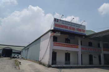Bán nhà xưởng Tân Thành - Bà Rịa Vũng Tàu